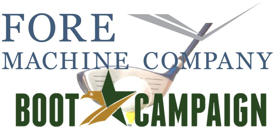 Fore Machine & Boot Campaign Logo