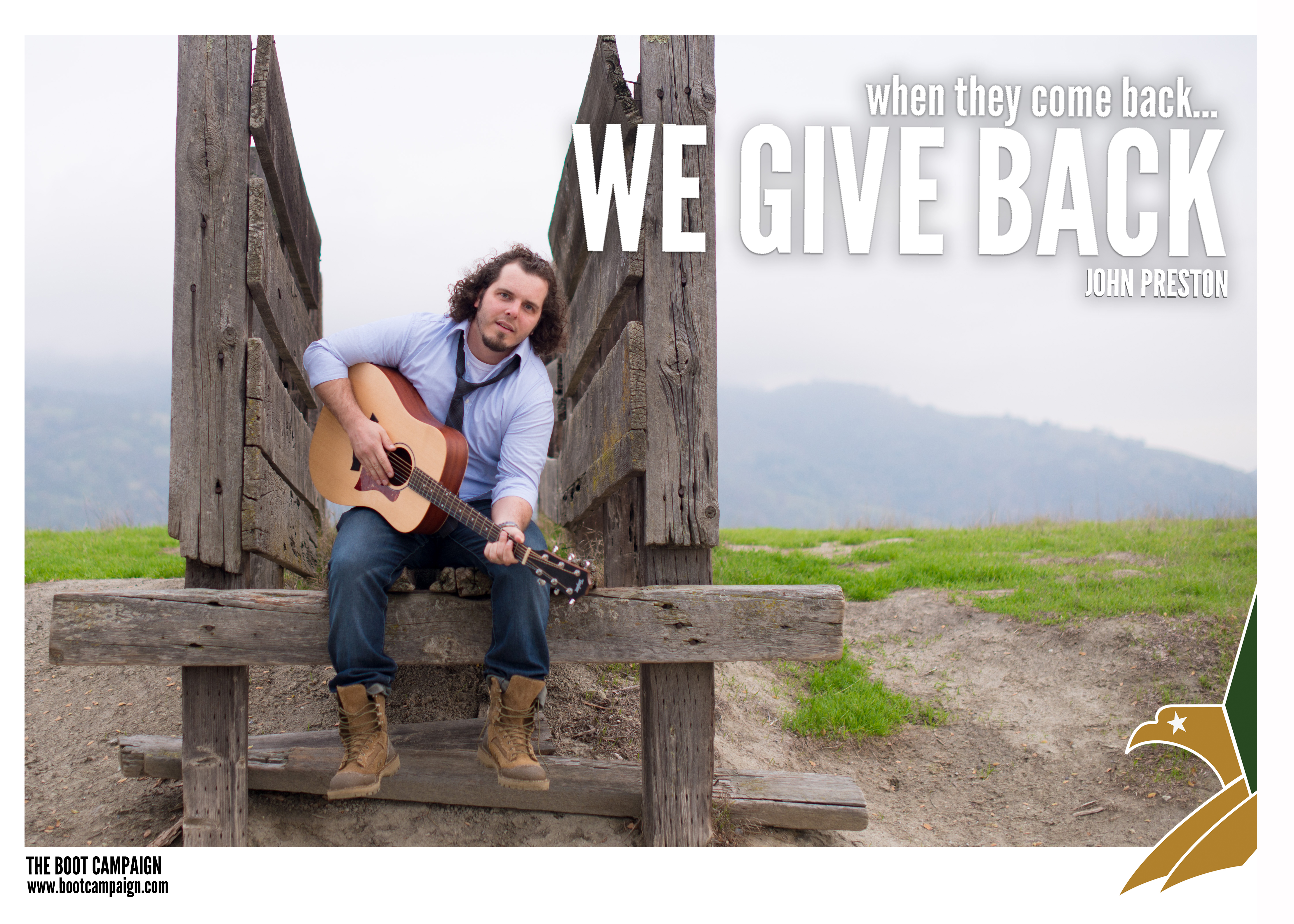 IRAQI VETERAN SAVES LIVES THROUGH SONG - Boot Campaign