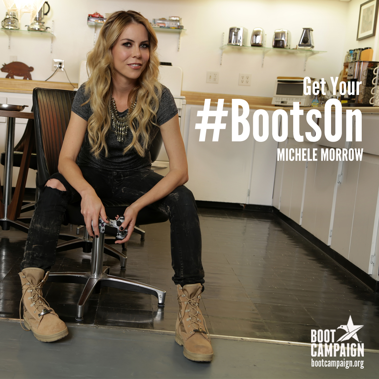 Boot Shoots - Boot Campaign