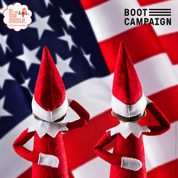 Boot Campaign Announces National Partnership With Armed Services Ymca And Operation Homefront To Bring Holiday Cheer Military Families In Need